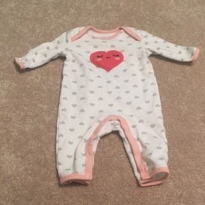 Baby Girl Outfit 0-3